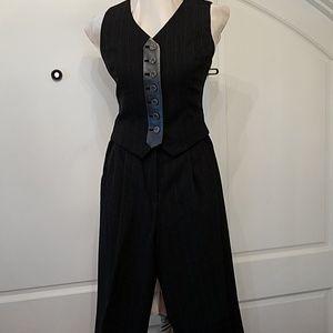 Alberto Makali - 3 piece wool suit